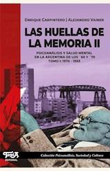 Papel LAS HUELLAS DE LA MEMOIRA -VOLUMEN II-