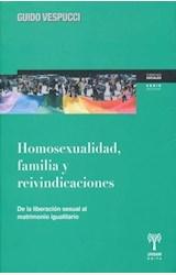 Papel HOMOSEXUALIDAD FAMILIA Y REIVINDICACIONES