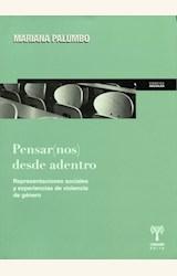 Papel PENSAR(NOS) DESDE DENTRO