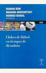Papel CLUBES DE FUTBOL EN TIEMPOS DE DICTADURA