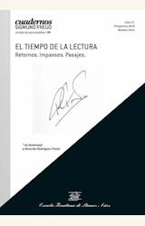 Papel EL TIEMPO DE LA LECTURA. RETORNOS.IMPASES.PAISAJES
