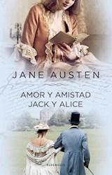 Papel AMOR Y AMISTAD // JACK Y ALICE