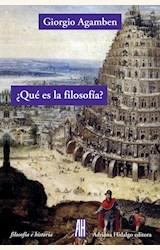 Papel ¿QUE ES LA FILOSOFIA?