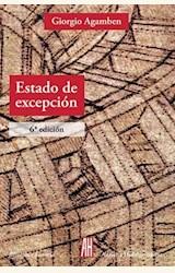 Papel ESTADO DE EXCEPCIÓN
