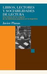 Papel LIBROS, LECTORES Y SOCIABILIDADES DE LECTURA