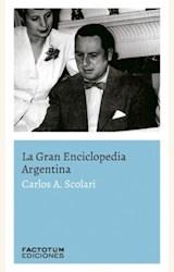 Papel LA GRAN ENCICLOPEDIA ARGENTINA