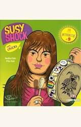 Papel SUSY SHOCK PARA CHICXS
