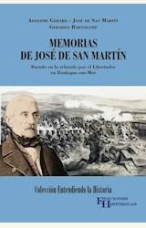 Papel MEMORIAS DE JOSÉ DE SAN MARTÍN