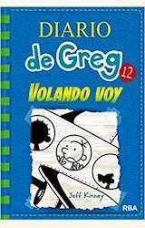Papel DIARIO DE GREG 12. LA ESCAPADA