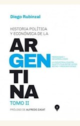 Papel HISTORIA POLÍTICA Y ECONÓMICA DE LA ARGENTINA TOMO II