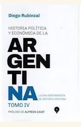 Papel HISTORIA POLÍTICA Y ECONÓMICA DE LA ARGENTINA TOMO IV