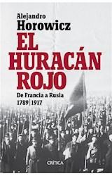 E-book El huracán rojo