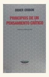 Papel PRINCIPIOS DE UN PENSAMIENTO CRÍTICO