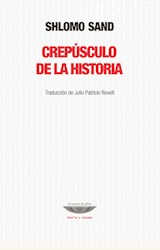 Papel CREPÚSCULO DE LA HISTORIA