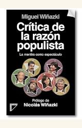 Papel CRITICA DE LA RAZON POPULISTA