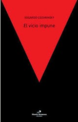 Papel EL VICIO IMPUNE