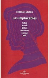 Papel LAS IMPLACABLES