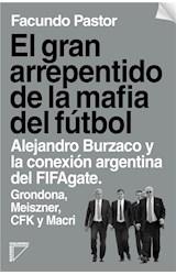E-book El gran arrepentido de la mafia del fútbol
