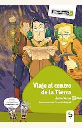 Papel VIAJE AL CENTRO DE LA TIERRA