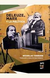 Papel DELEUZE, MARX Y LA POLÍTICA