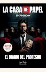 Papel LA CASA DE PAPEL. ESCAPE BOOK