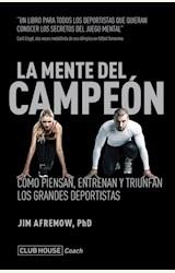 Papel MENTE DEL CAMPEON, LA (REIMPRESIÓN)