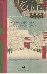 Papel LA OPERA JAPONESA DE LOS TRES CENTAVOS