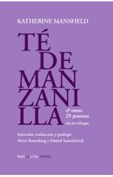 Papel TE DE MANZANILLA & OTROS 29 POEMAS