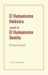 Papel EL HUMANISMO HELÉNICO