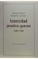 Papel ICONICIDAD JESUÍTICO-GUARANÍ (1609-1768)
