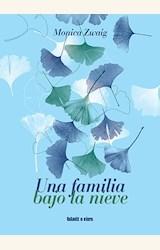 Papel UNA FAMILIA BAJO LA NIEVE