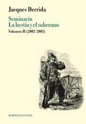 Papel SEMINARIO LA BESTIA Y EL SOBERANO VOL II (2002-2003)