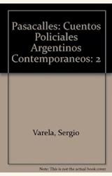 Papel PASACALLES (DIEZ CUENTOS POLICIALES ARG. CONTEMPORANEOS)