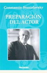 Papel PREPARACIÓN DEL ACTOR