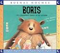 Libro Boris  Un Compañero Nuevo De Escuela
