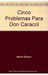 Papel CINCO PROBLEMAS PARA DON CARACOL-TORRE DE PAPEL ROJA