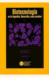 Papel BIOTECNOLOGIA  EN LA ARGENTINA