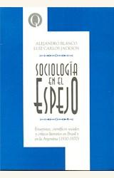 Papel SOCIOLOGIA EN EL ESPEJO