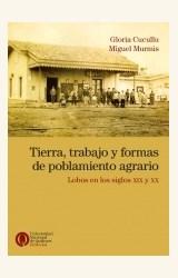 Papel TIERRA, TRABAJO Y FORMAS DE POBLAMIENTO AGRARIO