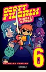 Papel SCOTT PILGRIM LA HORA DE LA NOVEDAD VOL 6