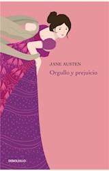 Papel ORGULLO Y PREJUICIO (TAPA ROSA)