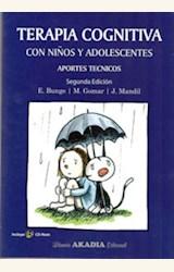 Papel TERAPIA COGNITIVA CON NIÑOS Y ADOLESCENTESC/CD.  APORTES TECNICOS