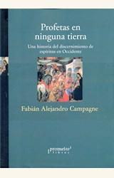 Papel PROFETAS EN NINGUNA TIERRA