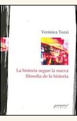 Papel LA HISTORIA SEGUN LA NUEVA FILOSOFIA DE LA HISTORIA