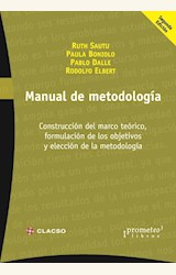 Papel MANUAL DE METODOLOGIA