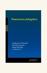 Papel DEMOCRACIA DELEGATIVA