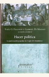 Papel HACER POLITICA