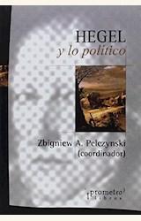 Papel HEGEL Y LO POLITICO