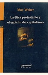 Papel LA ETICA PROTESTANTE Y EL ESPIRITU