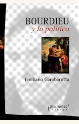 Papel BORDIEU Y LO POLITICO